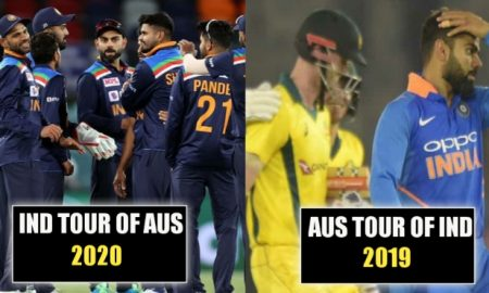bilateral ODI series