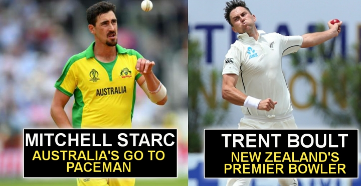 Best Left-arm fast bowlers