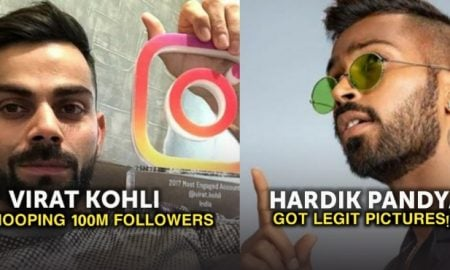 most followed cricketers on instagram