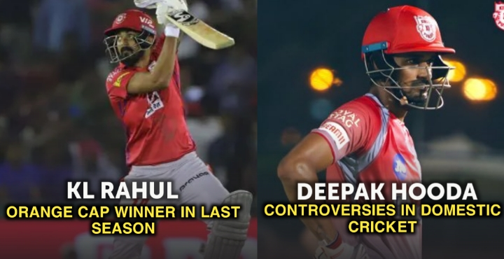 Strongest And Weakest Cricketers Of PBKS