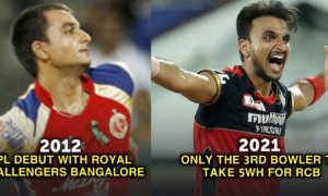 fifer for RCB