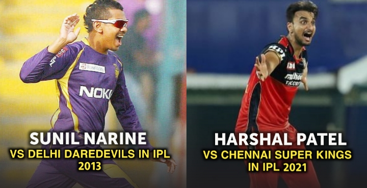 best bowling figures