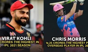 highest earners IPL 2021