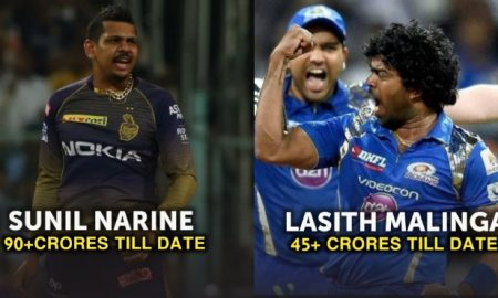 Highest earning bowlers in IPL