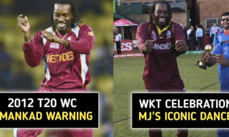 Five Funniest Cricketing Moments Of Chris Gayle's Life