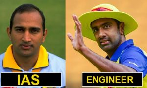 educated cricketers